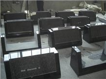 Granite Slant Grave