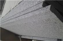 Grey Granite G603 Stair with Antislip Strip
