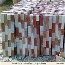 Red Quartzite Cultured Stone