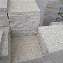 Beige Granite Tile, Beige Granite Paving Stone, Bu