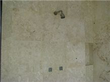 Coral Stone Shower Wall, Coralina Beige Coral Stone Wall Tiles