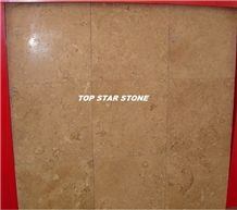 Antique Travertine Tile, Turkey Brown Travertine