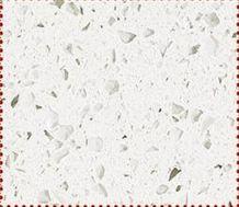 White Star Quartz Stone