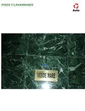 Verde Mare Oscuro Marble Tiles, Guatemala Green Marble