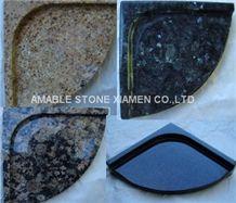 Granite Soap Dishes/Bath Accessorie