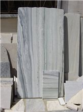 Pacific Blue Marble Slabs, Tiles