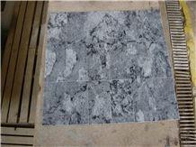 Trigaches Nero, Tiger Grey Marble
