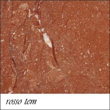 Rosso Tem, Turkey Red Marble Slabs & Tiles
