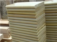 Mint Yellow Pool Coping Sandstone