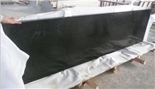Black Galaxy Granite Kitchen Countertop