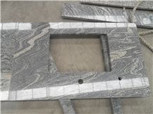 China Juparana Grey Granite Countertop
