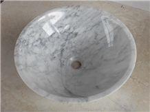 Beige Marble Sinks