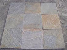 Quartzite Flooring Tile, China Green Quartzite Slabs & Tiles