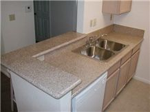 Rusty Yellow Counter Top, Rusty Yellow Granite Kitchen Countertops