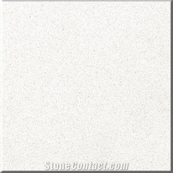 Moon White Quartz Slabs