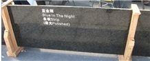 Blue in the Night Granite Slabs