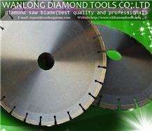 Diamond Arranged Diamond Circular Saw Blade for Ma