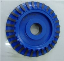 Diamond CNC Profile Wheel for Grinding Granite - S