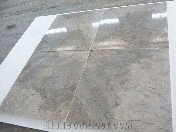 Temple Grey Marble Slabs Tiles China Grey Marble