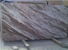 Toronto Brown Marble Slab, India Brown Marble