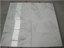 Oriental White Marble Tiles, China White Marble