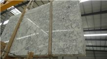 Arabescato Marble Slabs, Italy White Marble