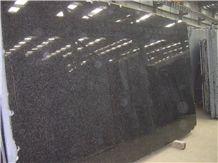 Black Pearl Granite Slabs, India Black Granite