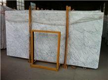 Carrara Marble Slab, Italy White Marble