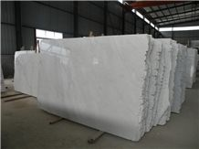 Orient White Marble Slabs, China White Marble