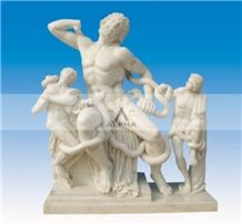 The Latest Marble Statue, White Marble Statue