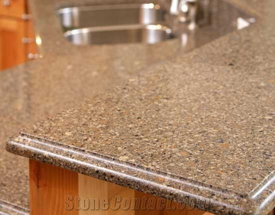 Silestone Compound Natural Quartz Countertop