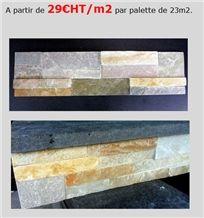 Slate Cultured Stone Panel