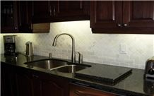 Green Granite Kitchen Counter Top, Verde Cotaxe Green Granite Kitchen Countertops