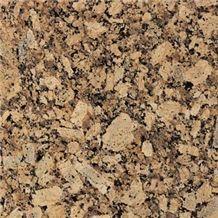 Giallo Florito Granite Tiles&Slabs, Brazil Yellow Granite