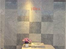 Granite IOKA Black Silk, Brazil Grey Granite Tile