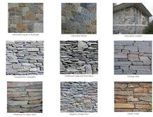 Natural Stone Thin Veneer, Wapanucka Oolitic Limestone Veneer