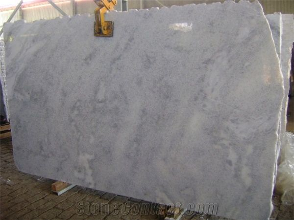 Crystal Ice Marble Branco Extra Marble Slabs From Brazil