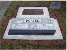 Gray Granite Bevel Marker, Grey Granite Bevels