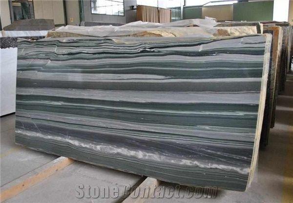 Stouraitikon Marble Slabs, Greece Green Marble from Qatar