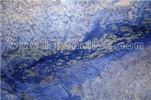 Blue Sodalite Marble Slabs & Tiles