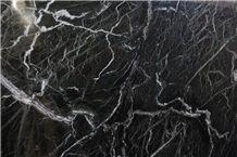 Spider Grey Marble Slabs, Tiles