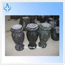 Granite Monument Vase