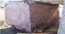 Rouge Agadir Marble Block, Morocco Red Marble
