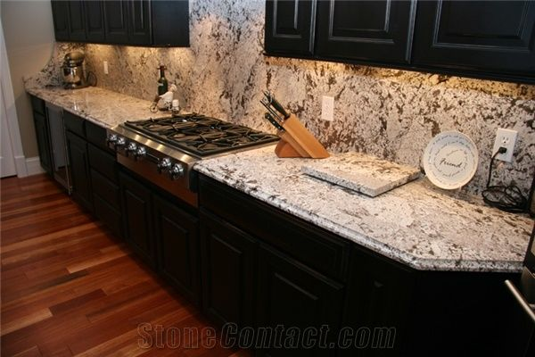 Bianco Antico Granite Countertop White Granite Countertop