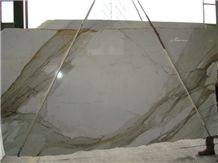 Calacatta Gold Marble Slabs, Italy White Marble