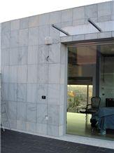 Nerello Di Custonaci Wall, Nerello Trachyte Facade