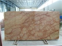 Rosso Tramonto Marble Slabs, Italy Red Marble