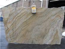 Giallo Macaubas Quartzite Slabs & Tiles