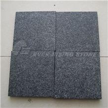 Black Granite Pavers and Wall Cladding