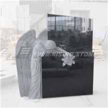 China Black Granite Memorials, Granite Monuments
